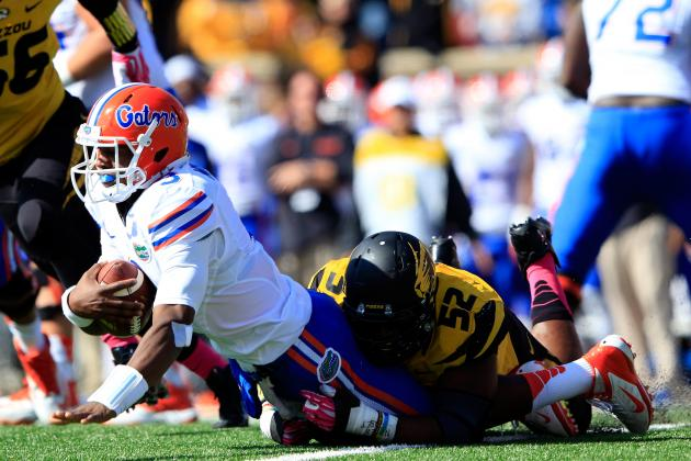 Florida vs. Missouri: 10 Things We Learned in the Gators' Loss