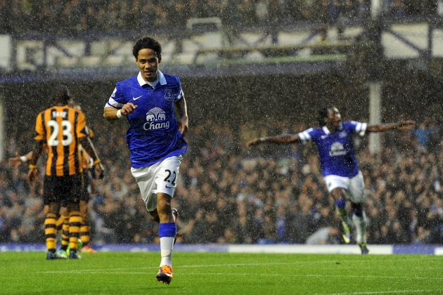 Everton vs. Hull City: 6 Things We Learned
