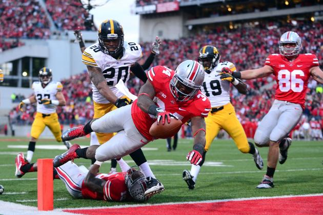 Iowa vs. Ohio State: 10 Things We Learned in Buckeyes' Win