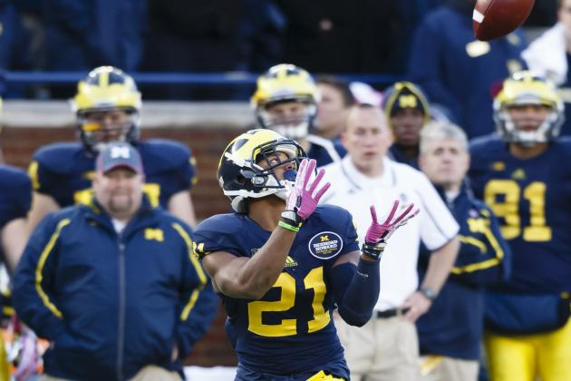 Indiana vs. Michigan: 10 Things We Learned in Wolverines' Win