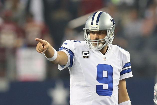 Ranking Dallas Cowboys' 10 Biggest Developments in Season's 1st Half