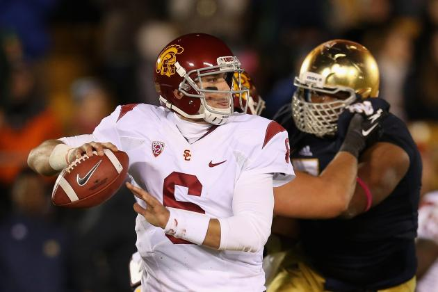 USC vs. Notre Dame: 10 Things We Learned in Trojans' Loss