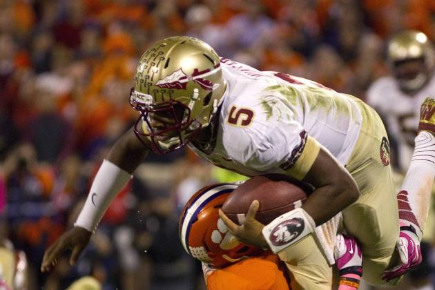 Florida State vs. Clemson: 10 Things We Learned in Seminoles Win