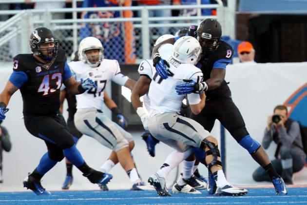 Boise State vs. Nevada: 10 Things We Learned in Broncos' Win