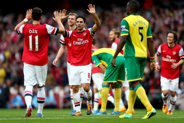 Keys to Arsenal's Turnaround: From Crisis Club to Top of the Table