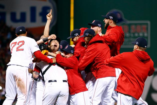 Next Steps for the Boston Red Sox to Win the World Series