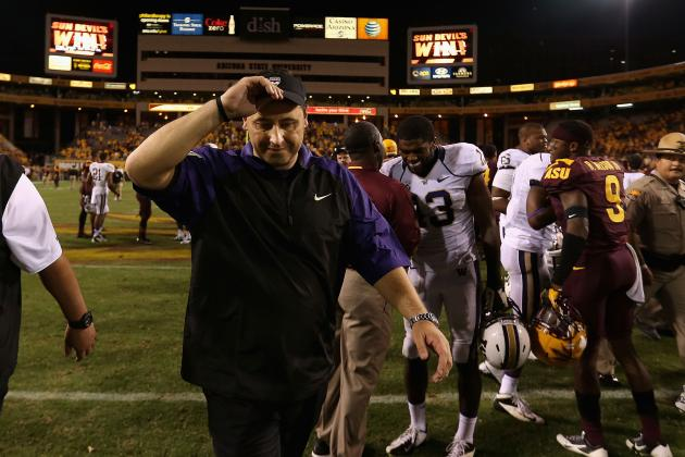 Pac-12 Football Coaches: Midseason Job Rating from Best to Worst