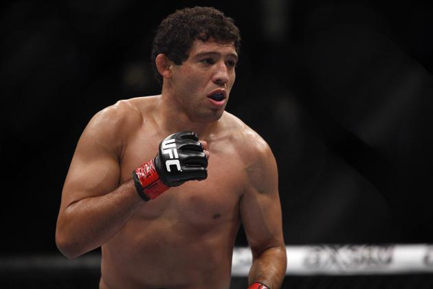 UFC 166 Results: Top 10 Lightweights in the UFC