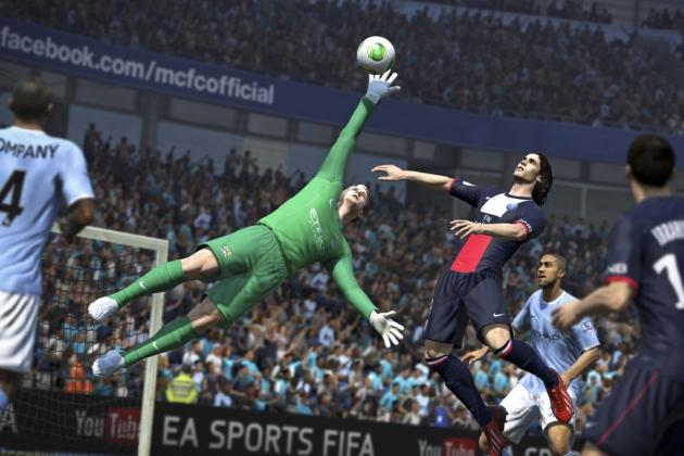EA Sports FIFA 14: Best Saves of the Last Week