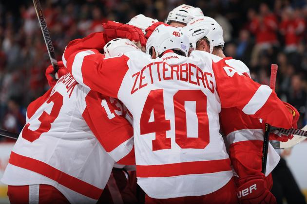 Top 5 Can't-Miss Detroit Red Wings Games in the 2013-14 Season