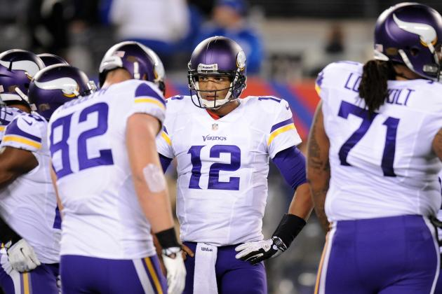 Vikings vs. Giants: Takeaways from Minnesota's 23-7 Loss to New York