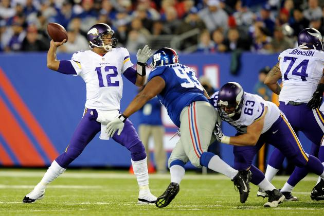 Vikings vs. Giants: Full Roster Report Card Grades for Minnesota