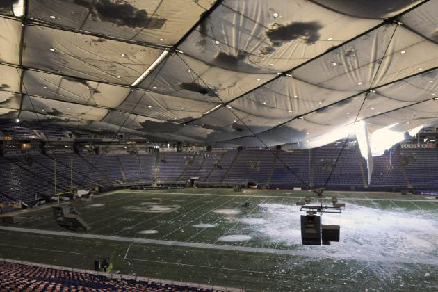 Ranking the 15 Worst Stadiums in Sports