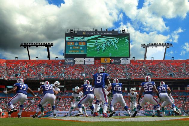 Bills vs. Dolphins: Takeaways from Buffalo's 23-21 Win over Miami