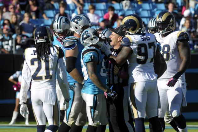 Rams vs. Panthers: Takeaways from St. Louis' 30-15 Loss to Carolina
