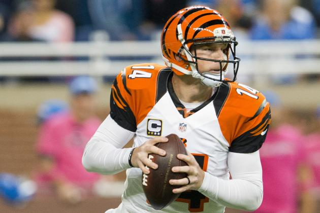 Cincinnati Bengals vs. Detroit Lions: Full Roster Grades for Cincinnati