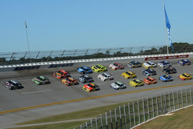 Biggest Winners and Losers from NASCAR Sprint Cup Series at Talladega