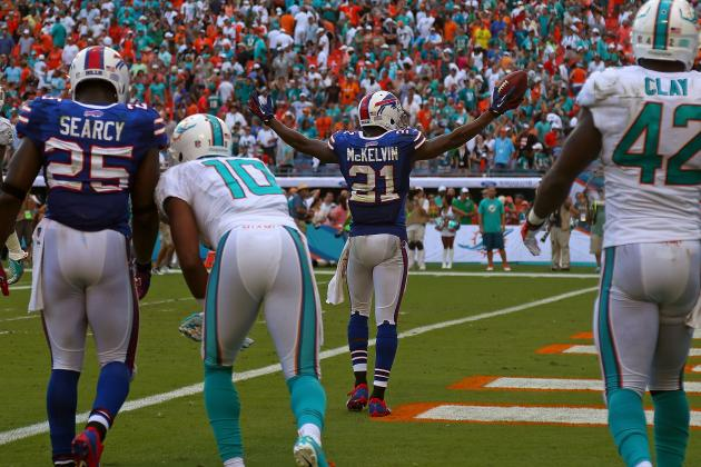Bills vs. Dolphins: Full Roster Report Card Grades for Buffalo