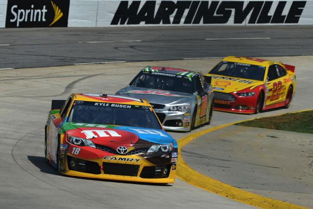 Complete Preview for NASCAR Sprint Cup Series at Martinsville