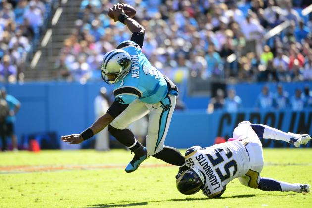 Rams vs. Carolina Panthers: Full Roster Report Card Grades for St. Louis