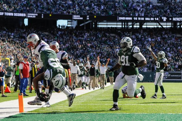 Patriots vs. Jets: Full Roster Report Card Grades for New York