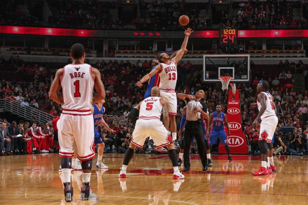 Chicago Bulls' 5 Must-Win Games of the Early Season