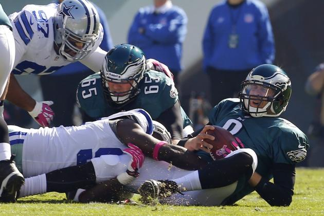 Dallas Cowboys vs. Philadelphia Eagles: Takeaways from Philly's 17-3 Loss