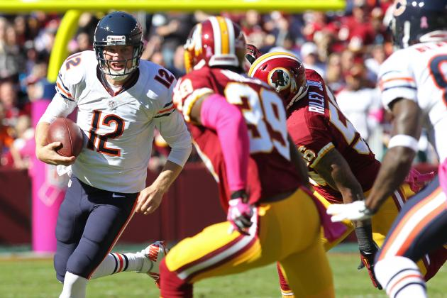 Bears vs. Redskins: Full Roster Report Card Grades for Chicago