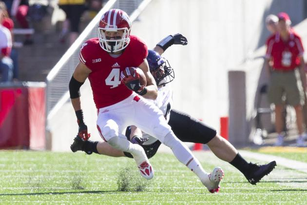 Wisconsin Football: Midseason Awards for Players and Coaches