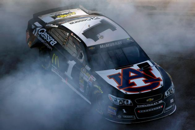 The Hottest NASCAR Storylines Going into Martinsville