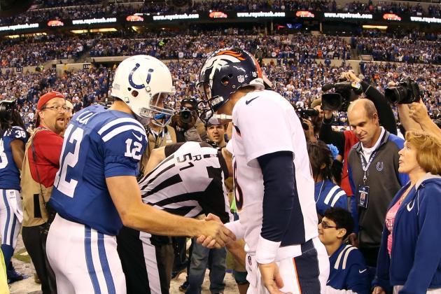 Denver Broncos vs. Indianapolis Colts: Full Roster Report Card Grades for Denver