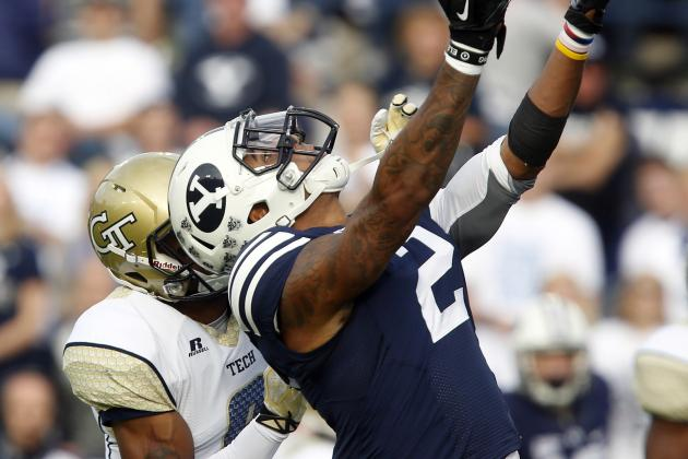 BYU Football: Midseason Awards for Players and Coaches