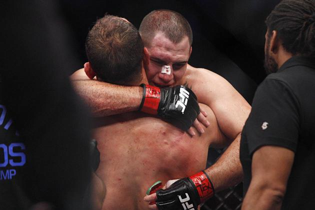 Cain Velasquez and Junior Dos Santos: Positives and Negatives for Both Fighters