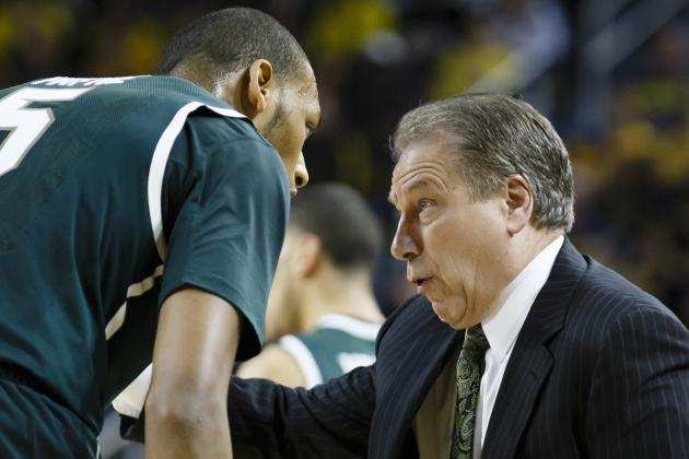 Michigan State Basketball: Biggest Challenges for Tom Izzo in 2013-14