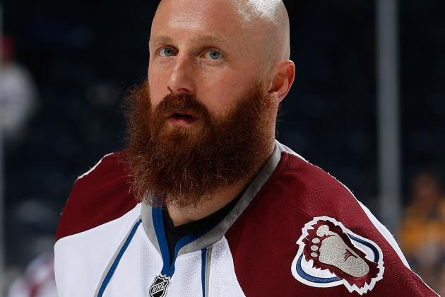 Ranking the Best Beards in the NHL for the 2013-14 Season