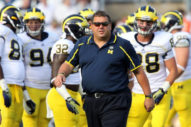 Michigan Football: Midseason Awards for Players and Coaches