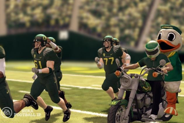 College Football 2013 Week 9 Simulation