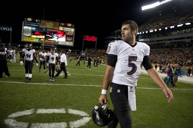 Ravens vs. Steelers: Full Roster Report Card Grades for Baltimore