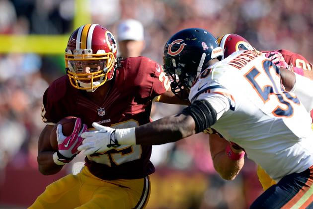 Chicago Bears vs. Washington Redskins: Full Roster Grades for Washington
