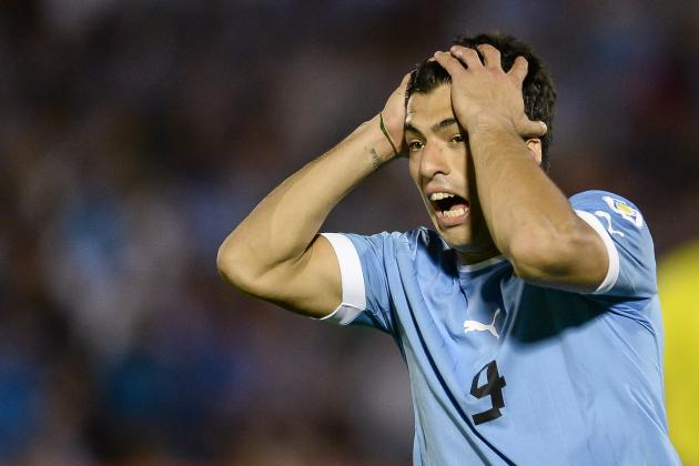 Biggest World Football Blunders of the Weekend with Luis Suarez and Diego Costa