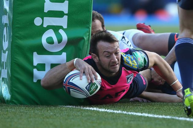 The Biggest Hits in World Rugby This Week, Heineken Cup Headliners