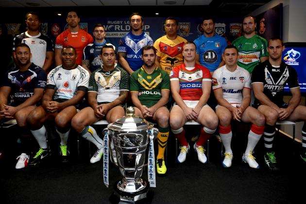 10 Reasons to Watch the Rugby League World Cup