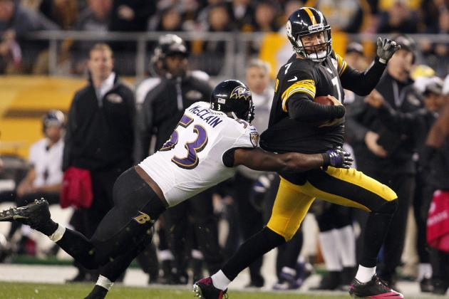Ravens vs. Steelers: Full Roster Report Card Grades for Pittsburgh