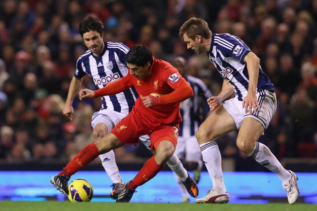 How Liverpool Will Line Up Against West Bromwich Albion