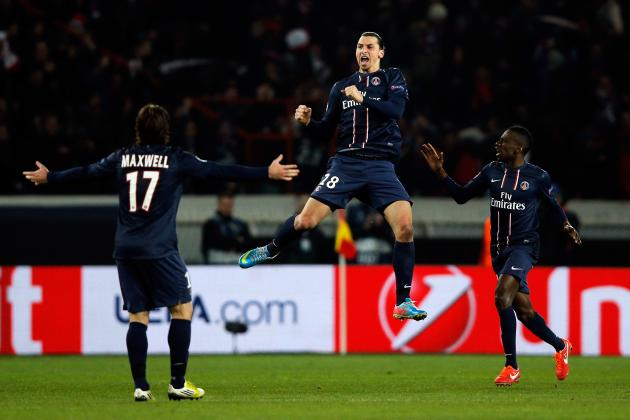 Zlatan Ibrahimovic's 10 Best Goals