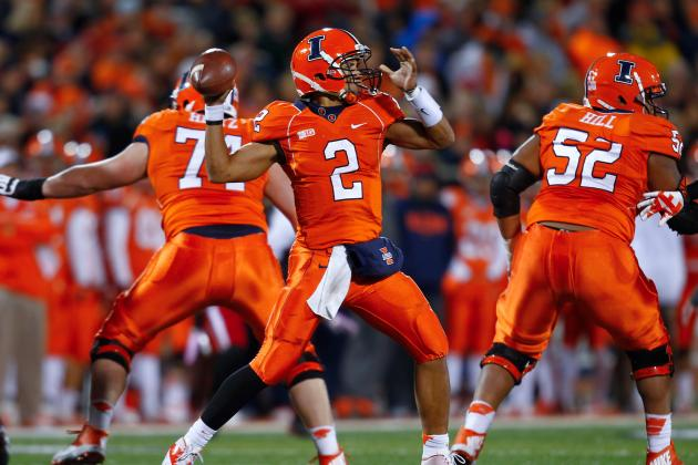 Midseason Awards for Fighting Illini Football