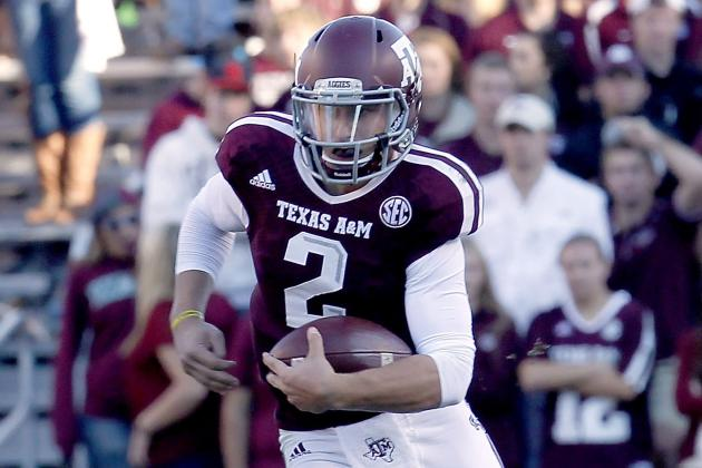 5 Things Texas A&M Fans Would Give Up for Another Year of Johnny Football