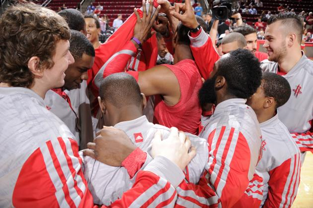 15 Bold Predictions for Houston Rockets' 2013-14 Season