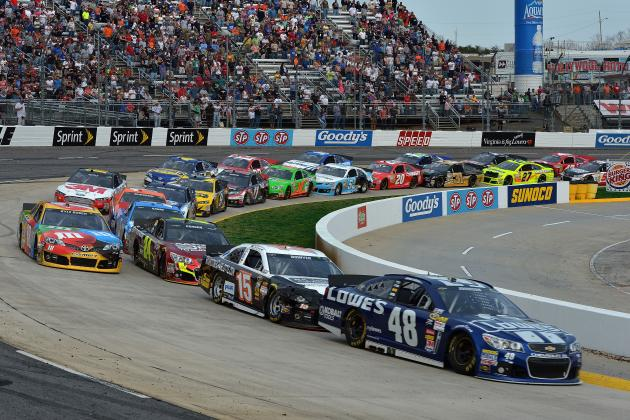 Fantasy NASCAR Picks for NASCAR Sprint Cup Series at Martinsville