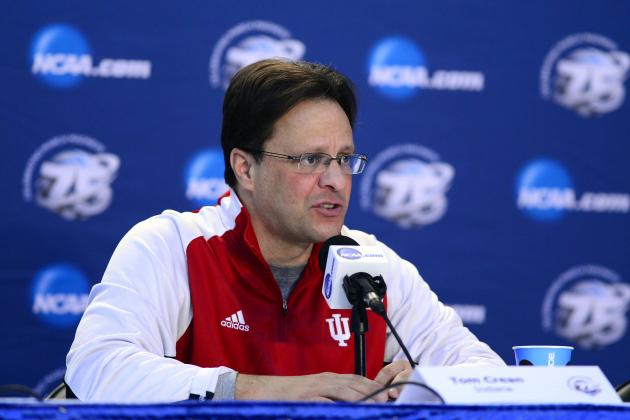 Indiana Basketball: Biggest Challenges for Tom Crean in 2013-14